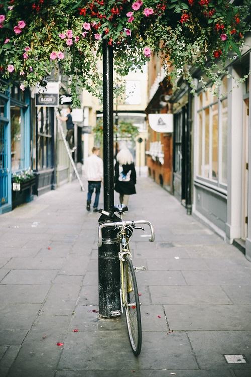 ποδήλατο, πόλη