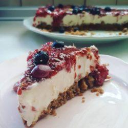 Cheesecake, το 'απλό'